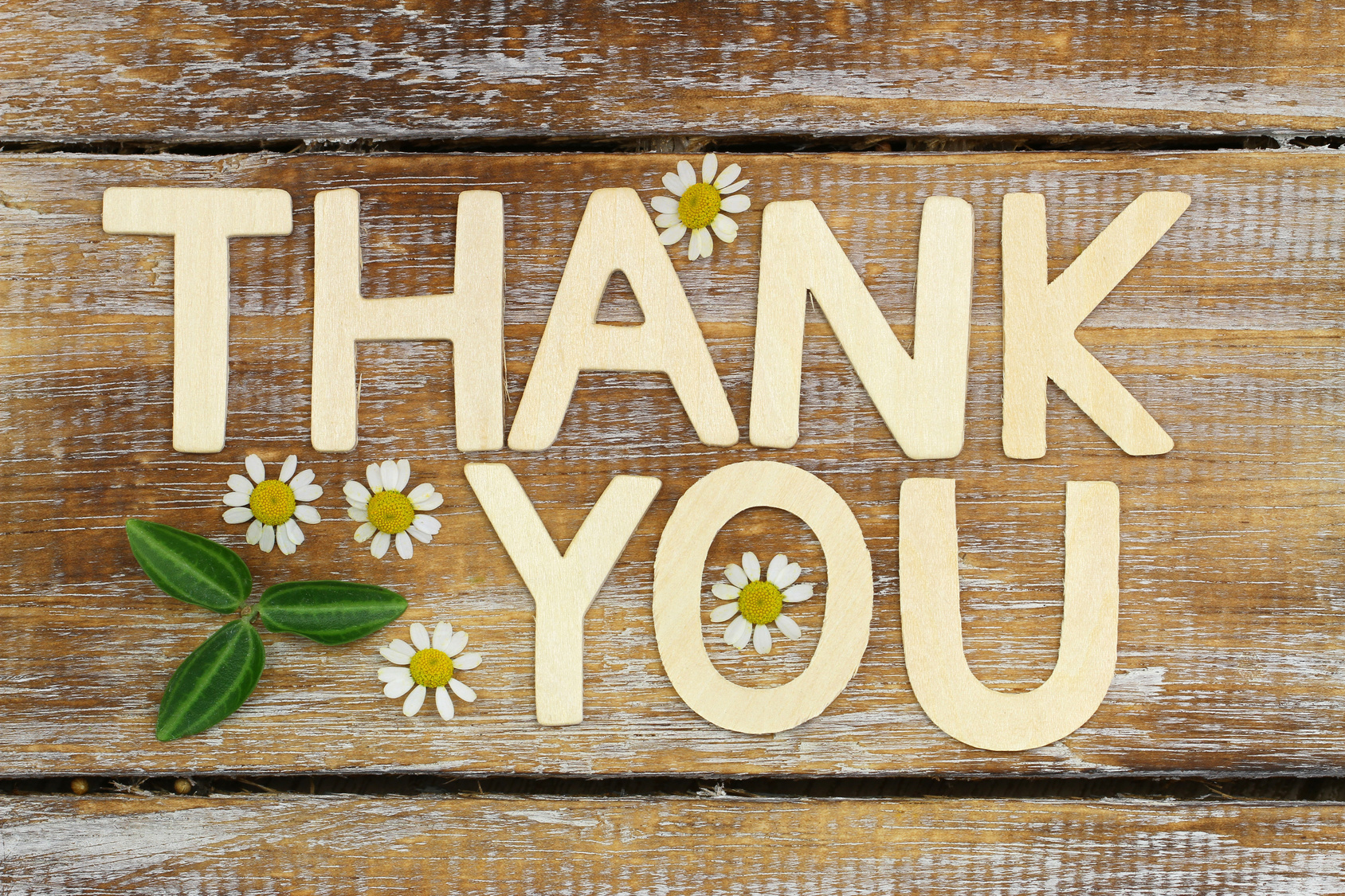 how to say thank you to customers