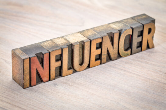 influencer marketing how to choose