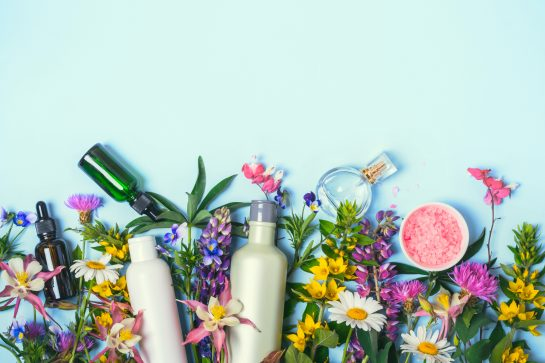 essential oils and natural scent ideas for summer lotions, creams, shampoos and more