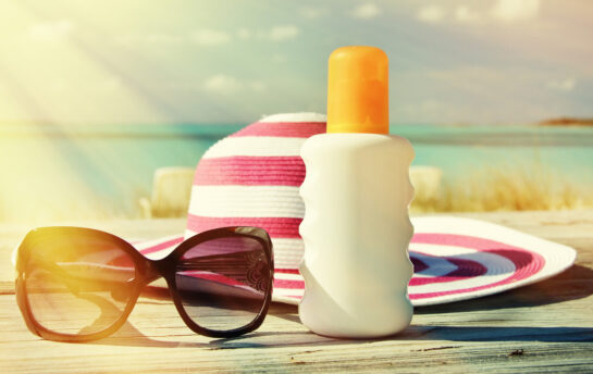 summer skincare stay cool