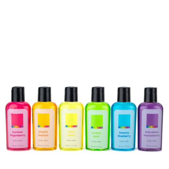 rainbow skincare color natural colors
