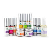 nest of skincare sample kit set