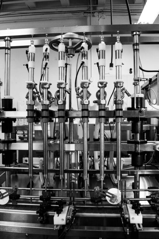 contract manufacturer scaling up cosmetic production