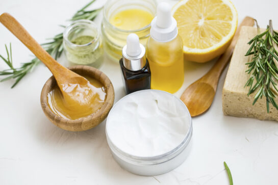 cream concentrate how to mix in actives dilute