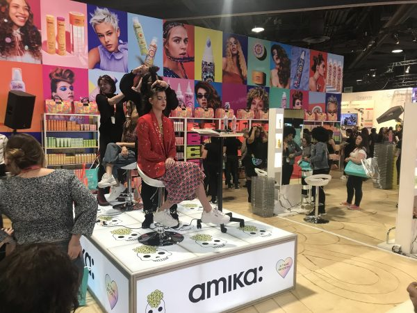 Up-dos and styling hair care trends at ISSE 2020