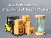 shipping times covid supply chain issues how it affects my business