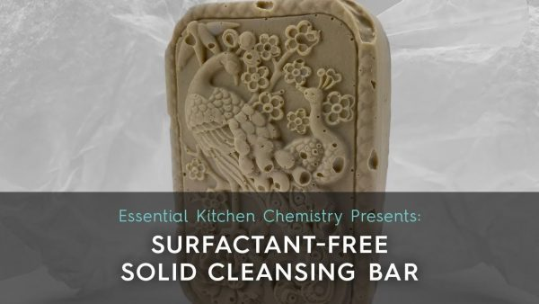 body wash bar surfactant free how to DIY recipe make your own bath products