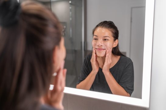 how to wash your face skin care basics